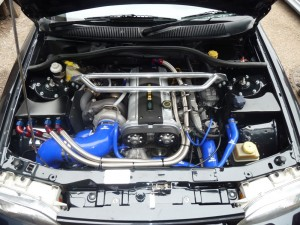 NMs Cosworth tuned engine